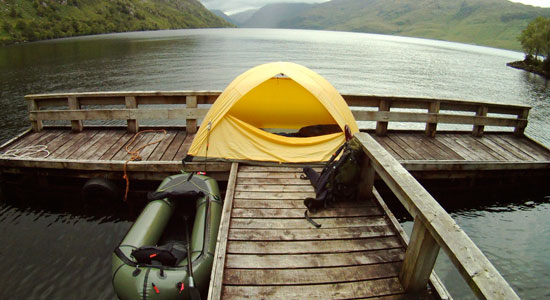 Although you could say there is little to separate it from a £15-Argos cheapie I clearly liked the simplicity of that tent except that ... & Vaude Odyssee review u2013 a good tent for packboating   Inflatable ...