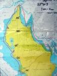 Shark Bay chart