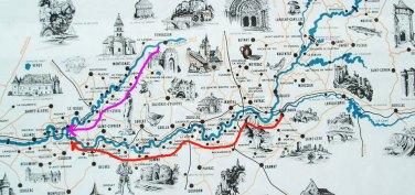 Dordogne and Vezier