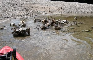 Stonecastles on the Tarn