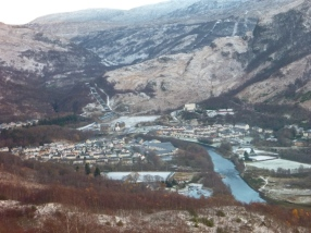 The forgotten gulag of Kinlochleven - actually nice enough up close