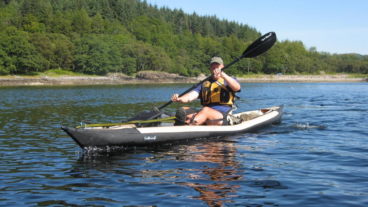 forum construction kayak