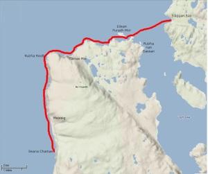 J3-2 - Seana Chamas to Slaggan Bay