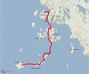 J4-2 - Priest Island to Ristol