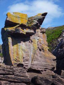 It's a rock...