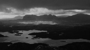 Suilven from Stac saddle