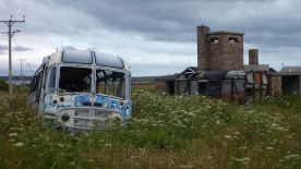 Old WWII base, Lyness (Ork)