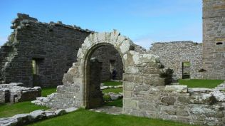 Castle, Westray (Ork)