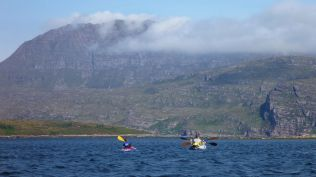 Ardmair Bay below Ben Mor Coigach