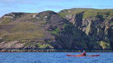 Passing Horse Island