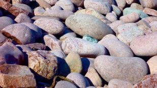 Garvie Bay beach
