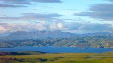 Quinaig over Enard Bay (towards Lochinver)