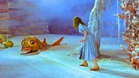 The selfish princess mends her ways