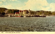 Culag Hotel and Pier_ Lochinver