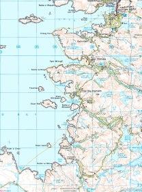 Garvie to Lochinver - 11 miles