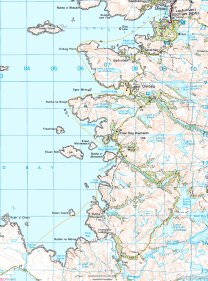 Garvie to Lochinver - 11 miles