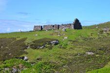 Ruins at Faochag