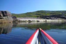 Camas Eilean Ghilais beach