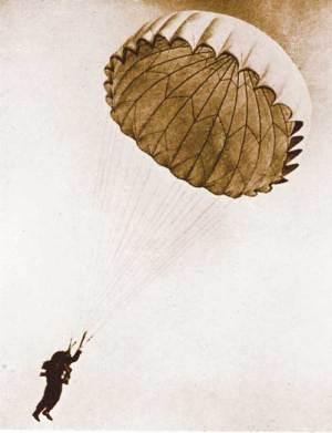 Parachutai
