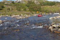 Into Loch na Dail