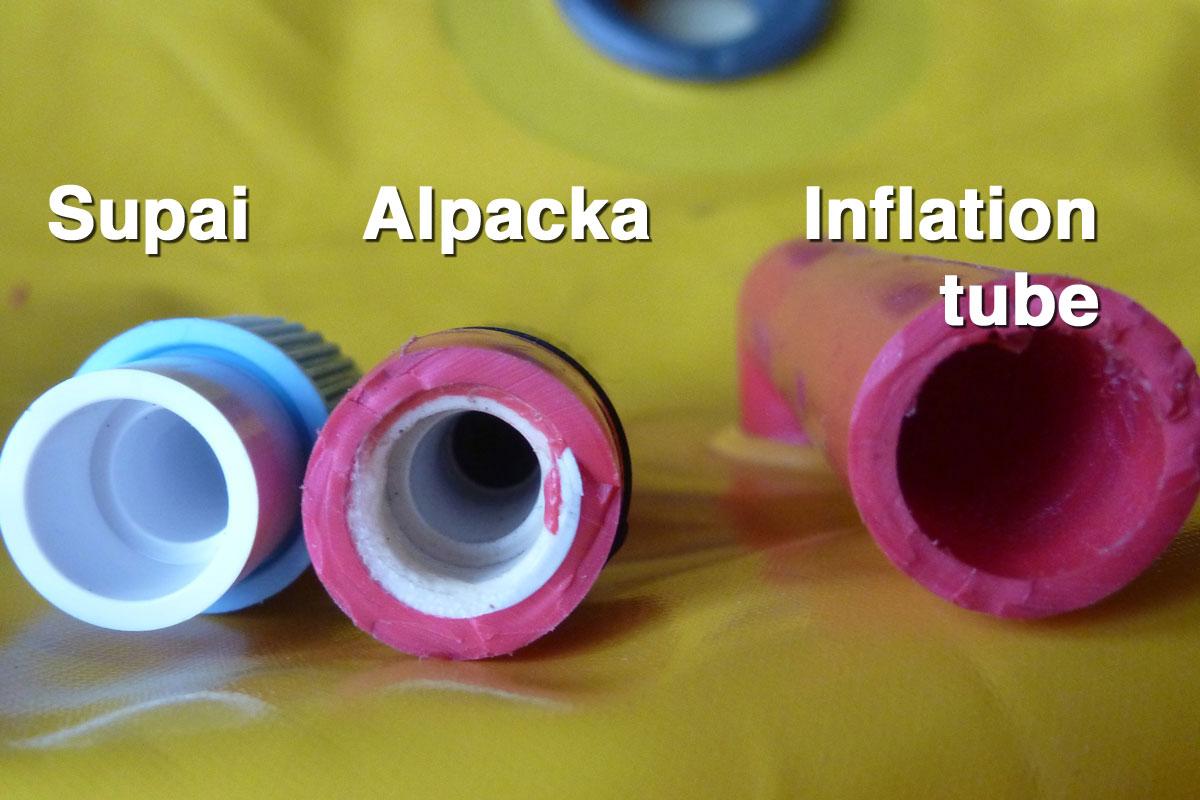 Replacing Twist Lock Valve On Alpacka Inflatable Kayaks