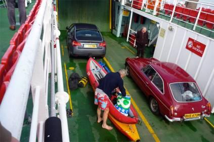 Gigha ferry