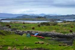 North Seil camp