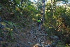 Climb to Alinca
