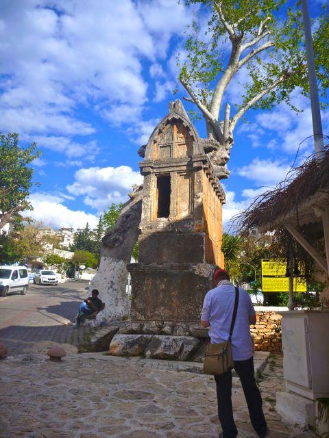 Tomb in Kas