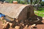 Cistern used by shepherds
