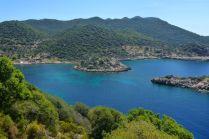 Approaching Fakdere Mevki Bay