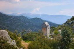Tombs at Simena
