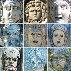 The Nine faces of Myra