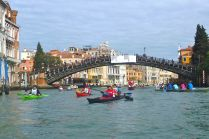Up the Grand Canal