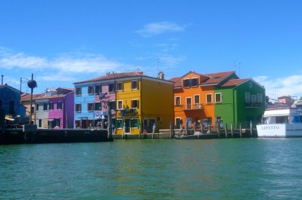 Lovely Burano - should have explored more here