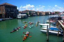 Colourful 'yaks at Murano