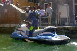 Highway Patrol, Venetian style