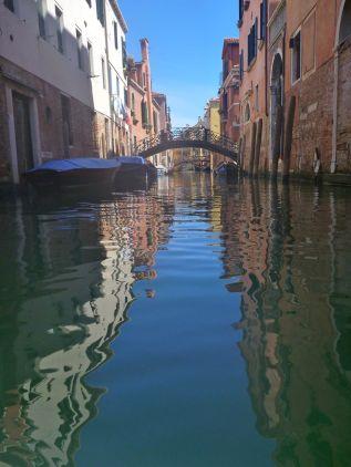 Serene canal