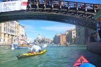 Heading for San Marco