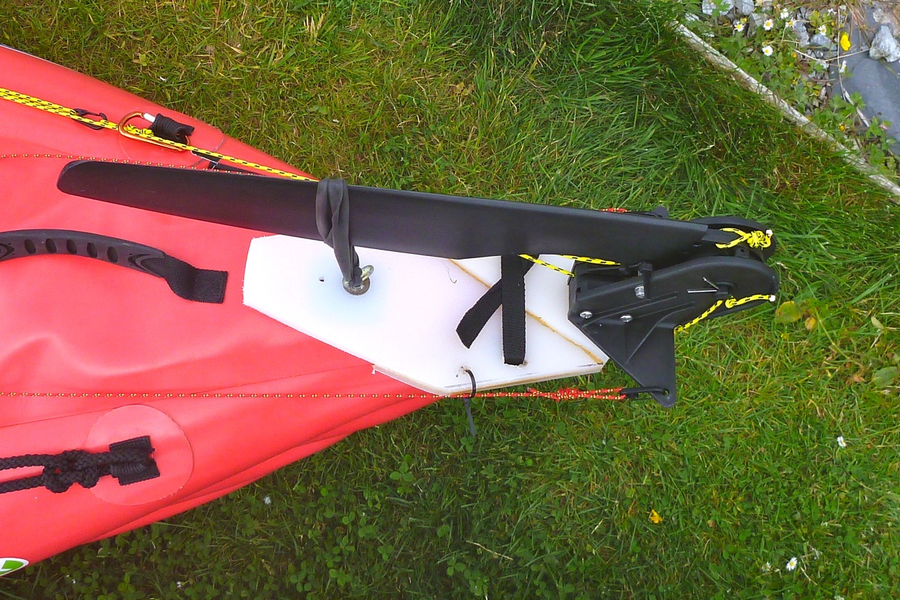Seawave – Oh Rudder, How Art Thou? | Inflatable Kayaks