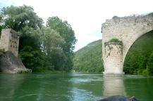 Rozier half bridge